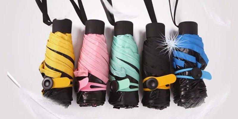 5 крепких зонтов с ALIEXPRESS