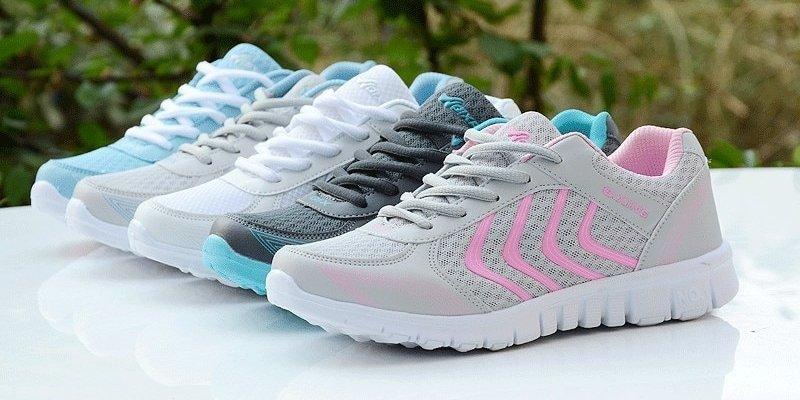 5 модных пар кроссовок с AliExpress