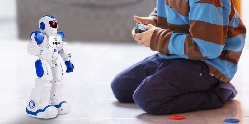 ТОП-5 умных роботов на управлении из AliExpress