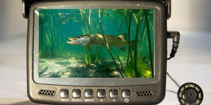 5 крутых камер для подводной рыбалки с Aliexpress