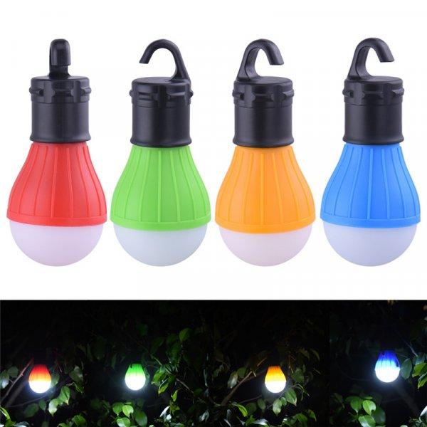 Подвесной LED светильник для кемпинга и дачи  YYEDCТ 12 В (11.5*5.2 см, 4 цвета)