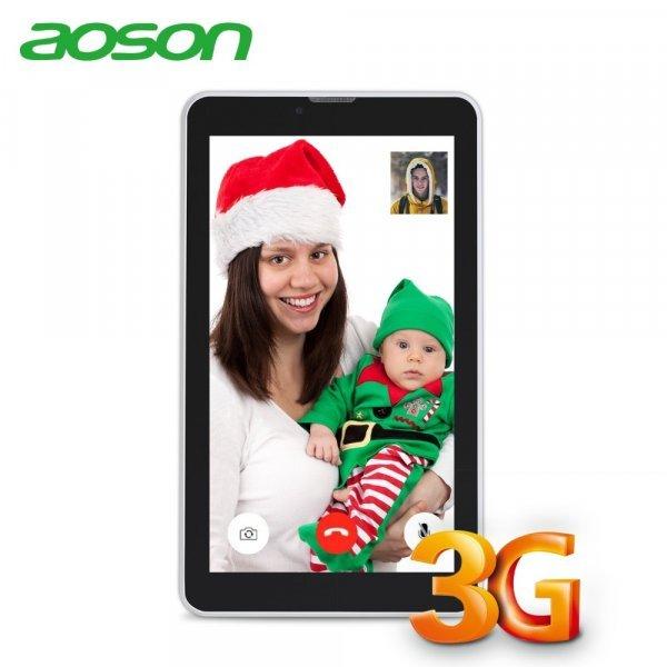 """Отличный планшет Aoson 7"""" с хорошим железом"""