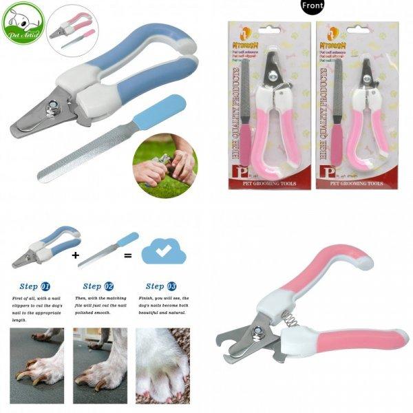 Кусачки для ногтей для питомца PET ARTIST (16,5 см, 14,5 см, 14 см)