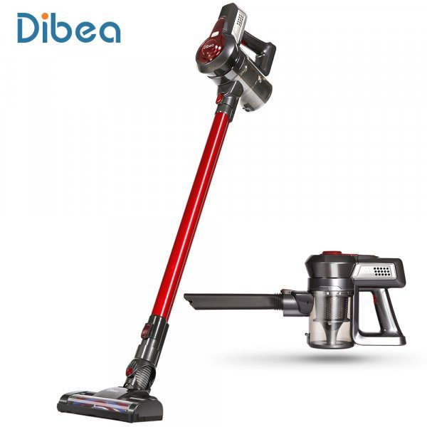 Универсальный ручной пылесос для авто и дома Dibea C17