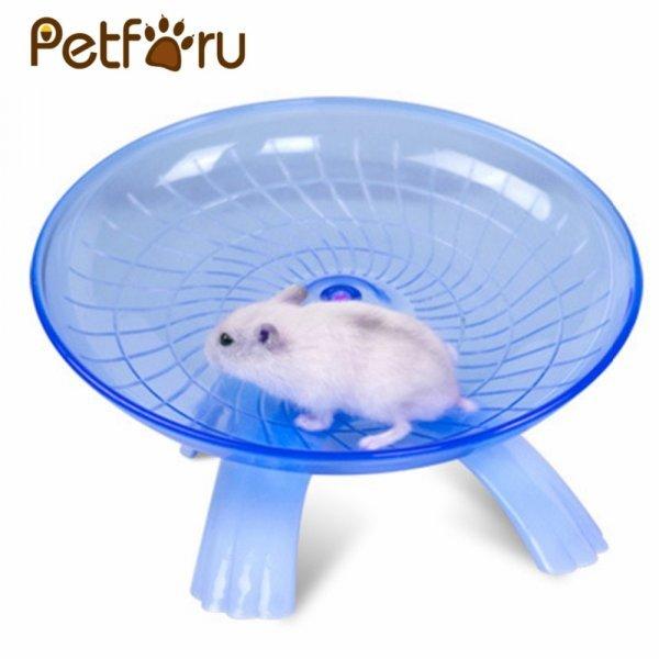 Бегунок для хомяка Petforu (18 см)