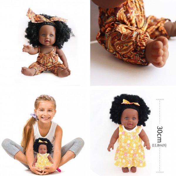 Веселая кокетка Кукла Reborn Baby (30 см)