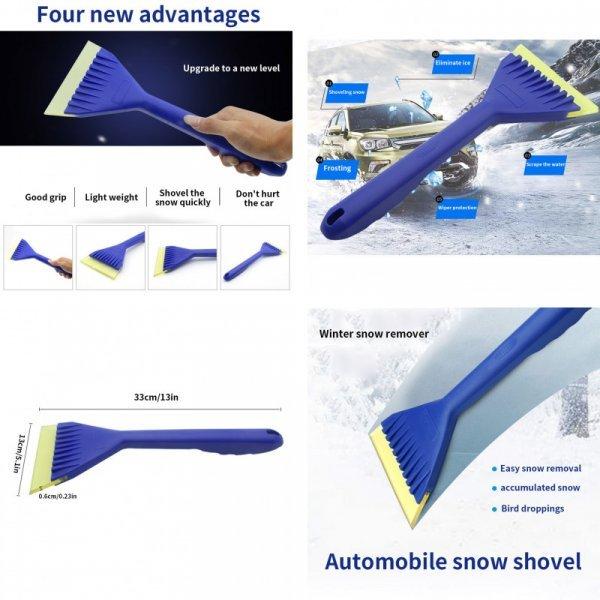 Скребок для снега BoFaCarry