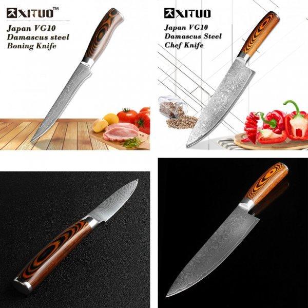 Кухонный нож XITUO