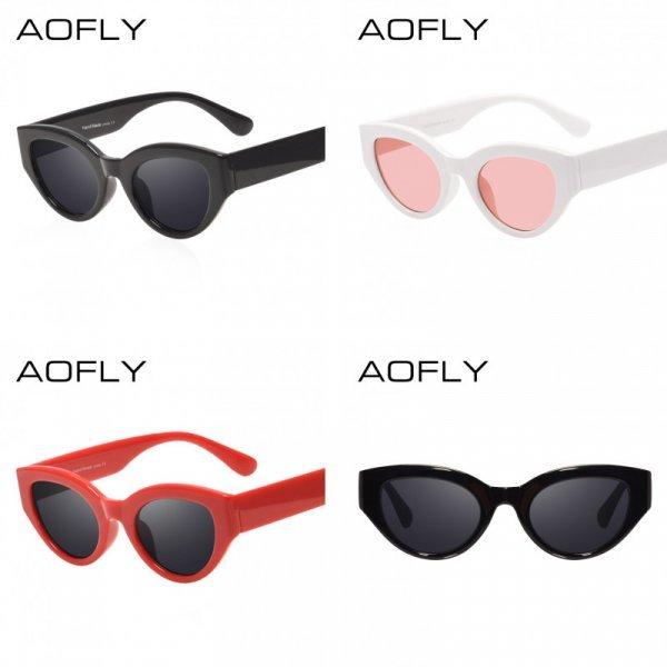 Винтажные очки от солнца AOFLY (7 цветов, UV400)