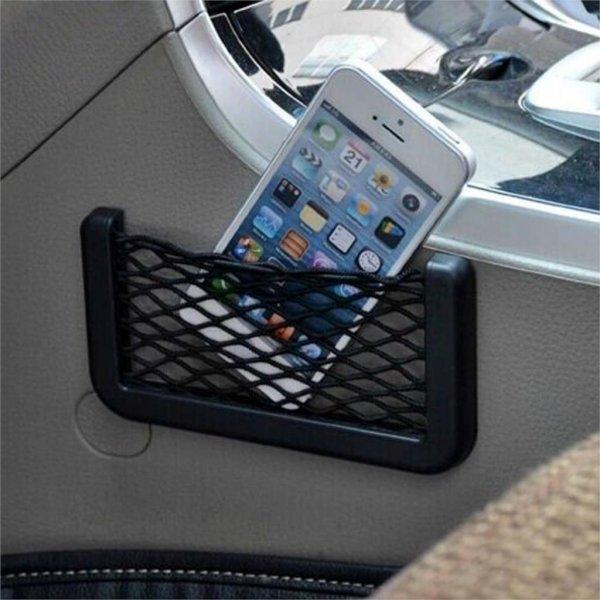 Мини кармашек для телефона в машине (14.5*8.5 см)
