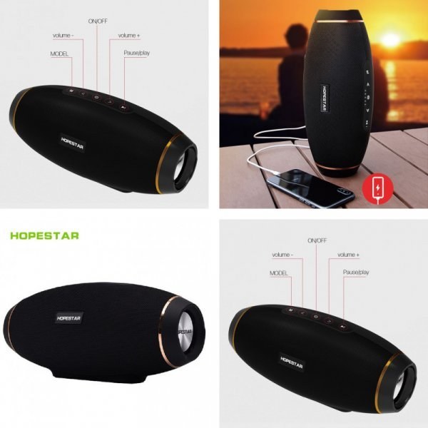Bluetooth колонка HOPESTAR