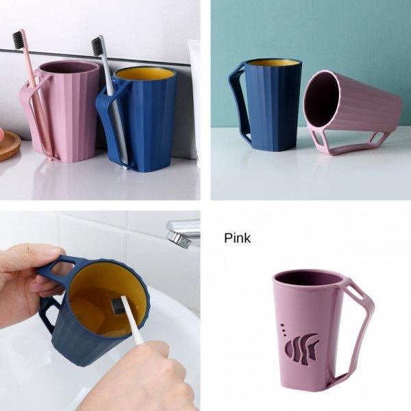 Чашка для щетки LISM (2 вида, 5 цветов)