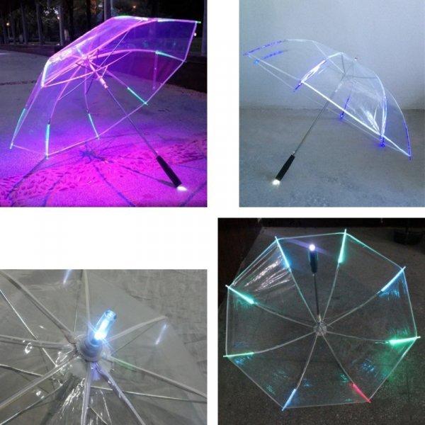 Светящийся зонт PARACHASE