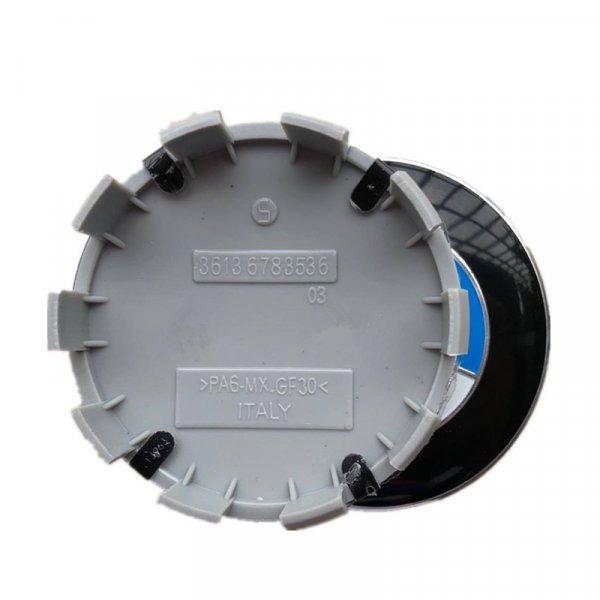 Колпачки ступицы диска BMW (4 шт, 68 мм)