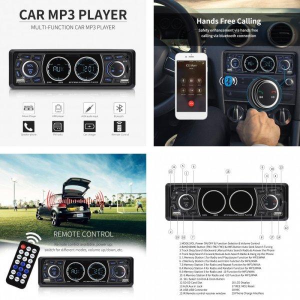 Автомобильный MP3-плеер Excelvan