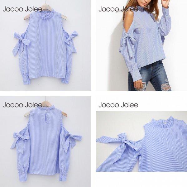Элегантная блузка Jocoo Jolee на лето