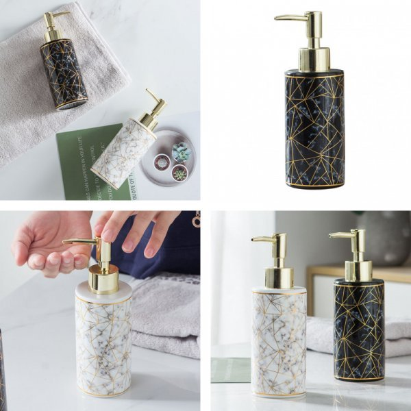 Дозатор для жидкого мыла (2 цвета)