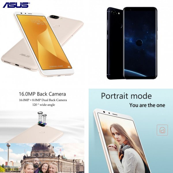 Новый смартфон Zenfone Peg Asus 4S (Octa Core 3 камеры Android 7,0 )
