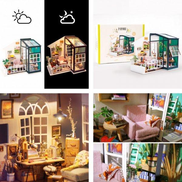 Игрушечный домик для куклы Robotime