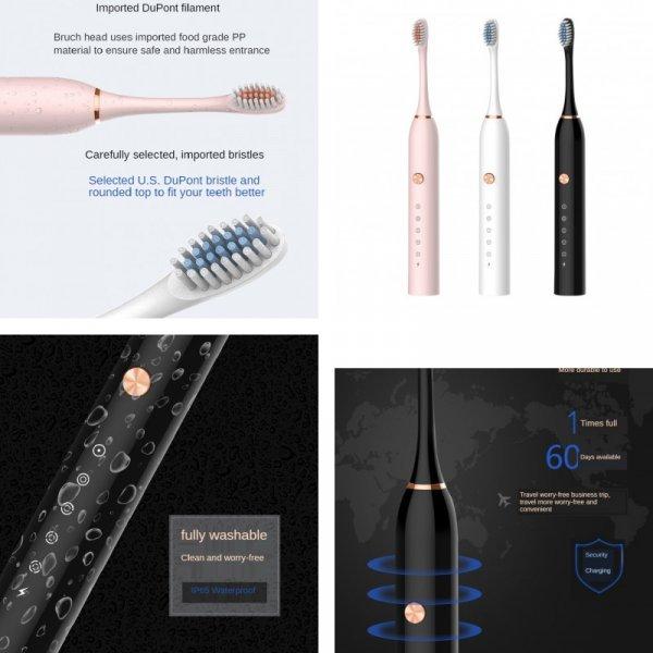 Электрическая зубная щётка Sonic