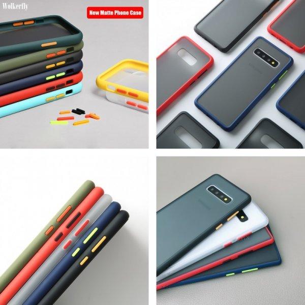 Противоударный защитный чехол для Samsung Galaxy (27 видов, 6 цветов)