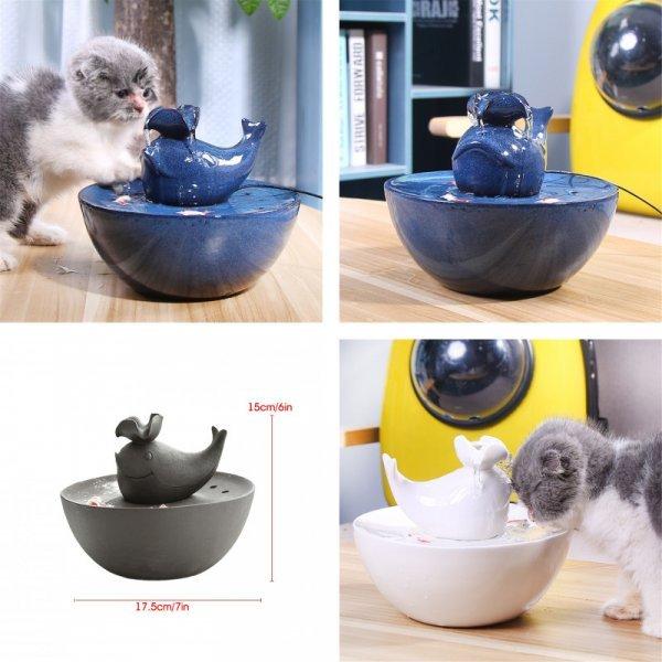 Фонтан-поилка для кошек