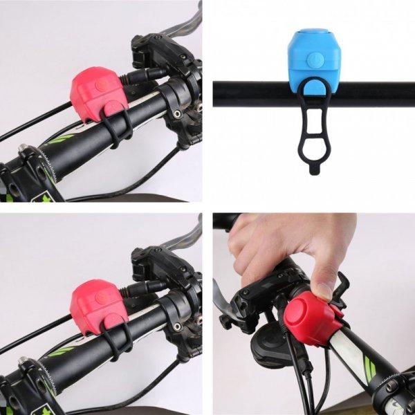 Велосипедный звонок (4 цвета)