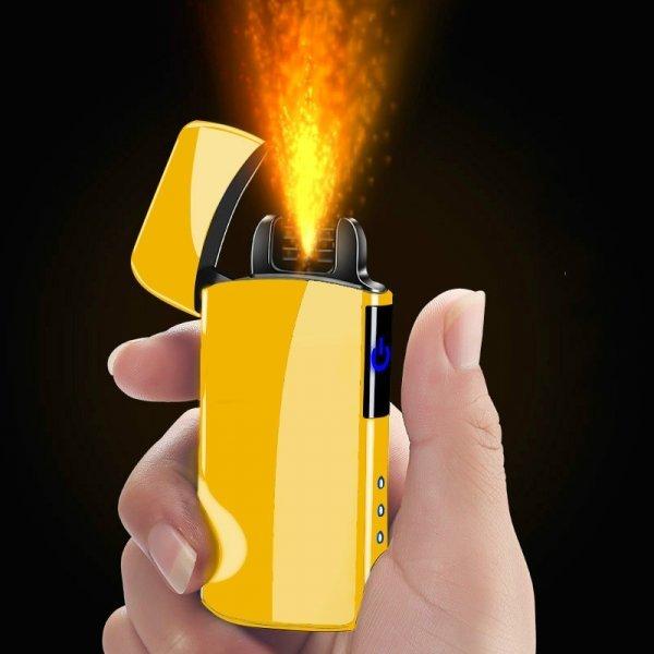 Крутая зажигалка с USB зарядкой LST (4 цвета)
