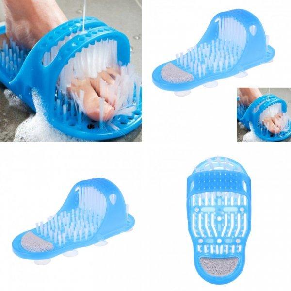 Щетка-массажер для мытья ног SANGEMAMA (2 цвета)