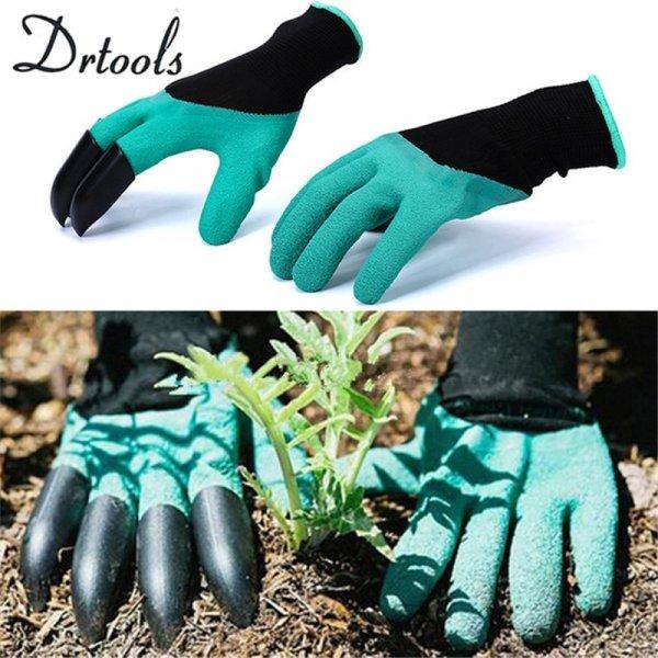 Чудо перчатки для работы с землей DRTOOLS (24*12 см)
