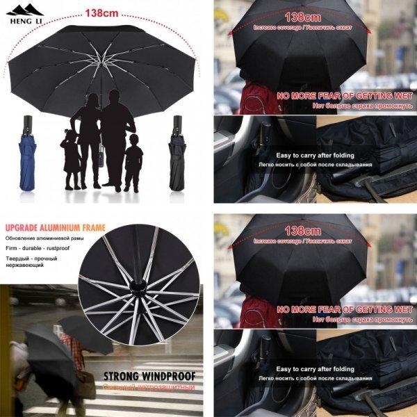 Большой зонт TOPX (2 цвета)