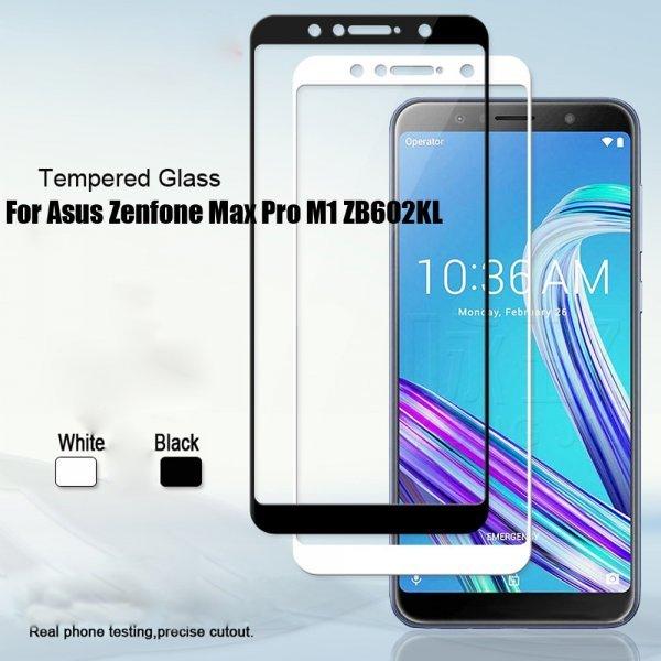 ХИТ! Защитное стекло на Asus Zenfone Max Pro M1 ZB602KL X00TD