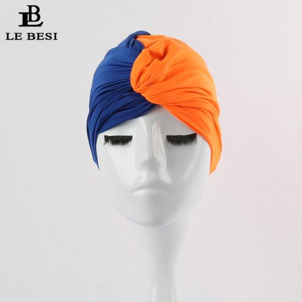 Модная шапочка для купания быстросохнущая (5 цветов)