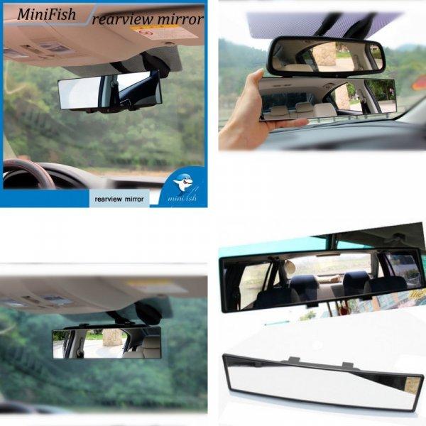 Большое зеркало заднего вида с автозатемнением MINIFISH