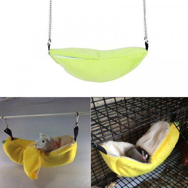 Забавный гамак для мелких грызунов TAILUP (2 цвета)