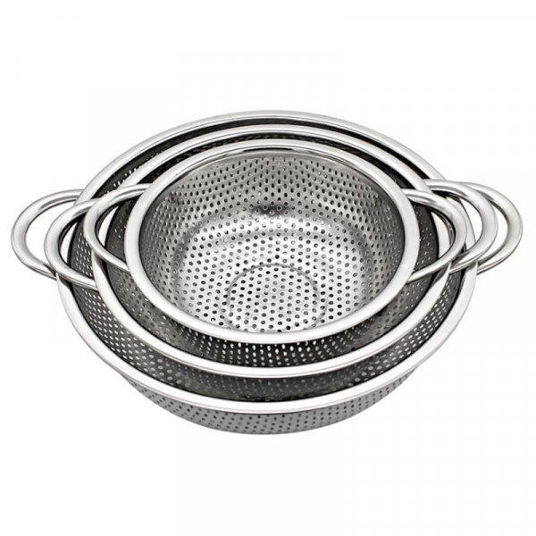 Удобный дуршлаг для кухни EZLIFE (16, 5 см, 19.5 см, 22.5 см)