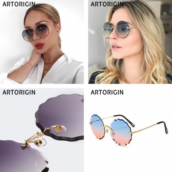 Солнцезащитные очки для женщин (6 цветов)