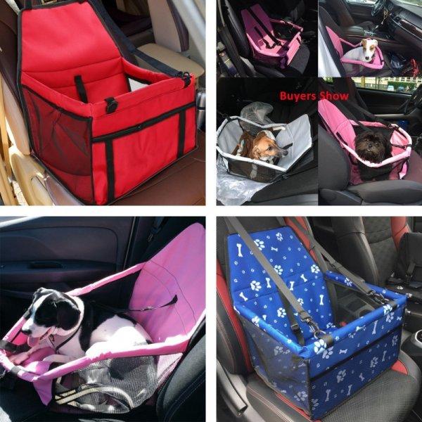 Переноска для поездок с питомцем в машине KIMHOME PET