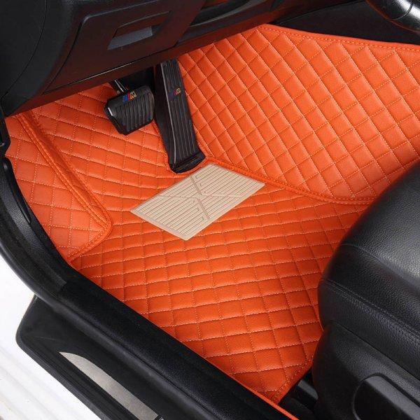 Роскошные автоковрики для Nissan Qashqai Murano Teana Tiida Almera X-Trai