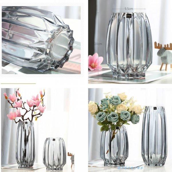 Скандинавская ваза (2 цвета)