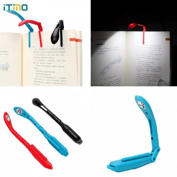Складная лампа  iTimo LED для чтения