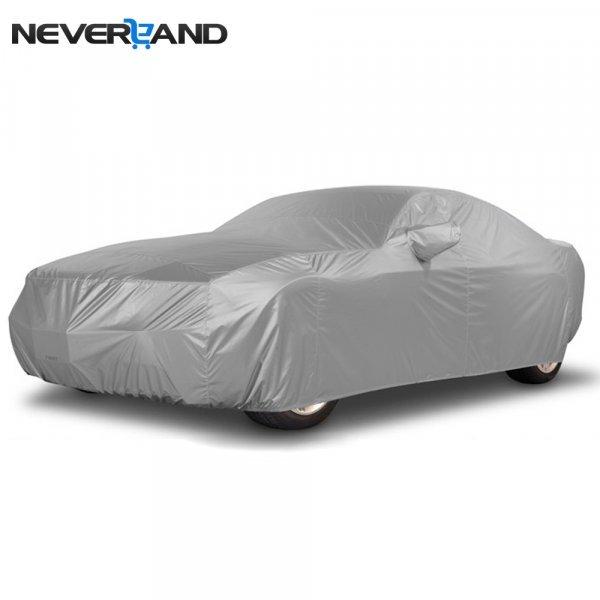 Большой тент для автомобиля NEVERLAND (4 размера)