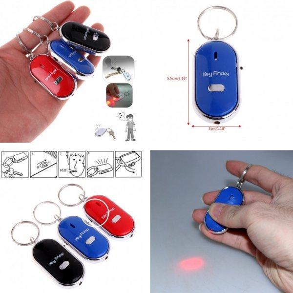 Брелок-потеряшка поможет найти ключи от машины Angelady (3 цвета)
