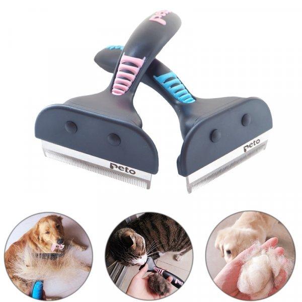 Фурминатор для кошек и собак Uroomee (2 размера)