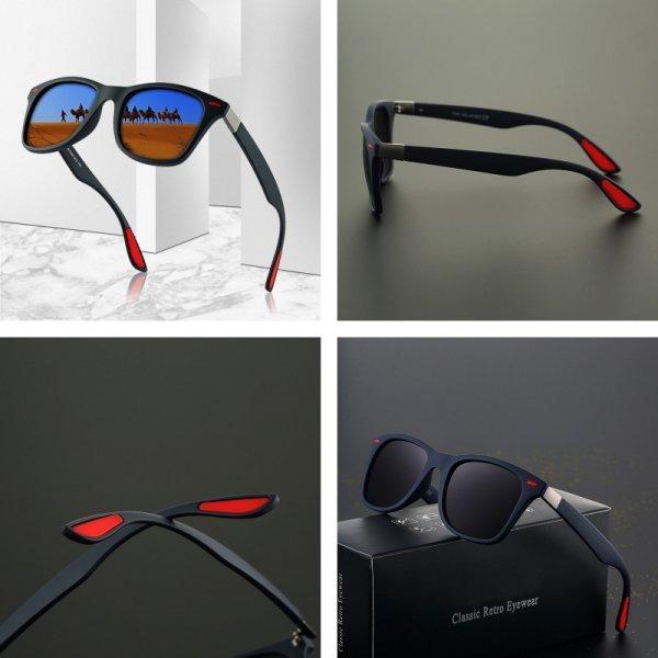 Солнцезащитные очки для мужчин LATASHA (6 цветов)