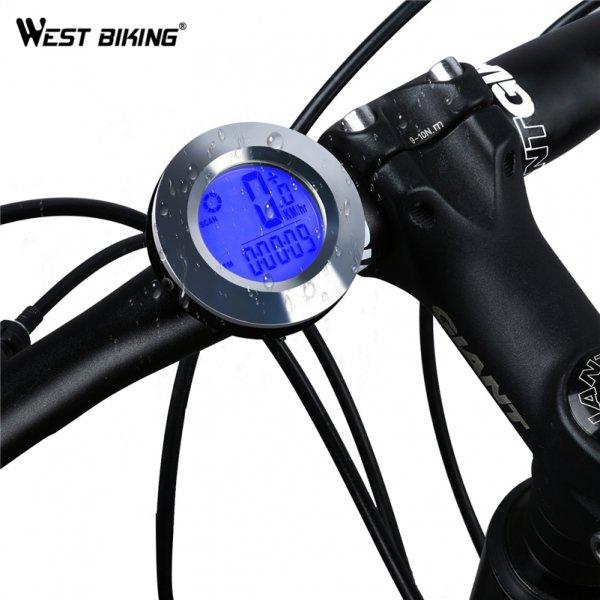 Велокомпьютер West Bikin для велоспорта
