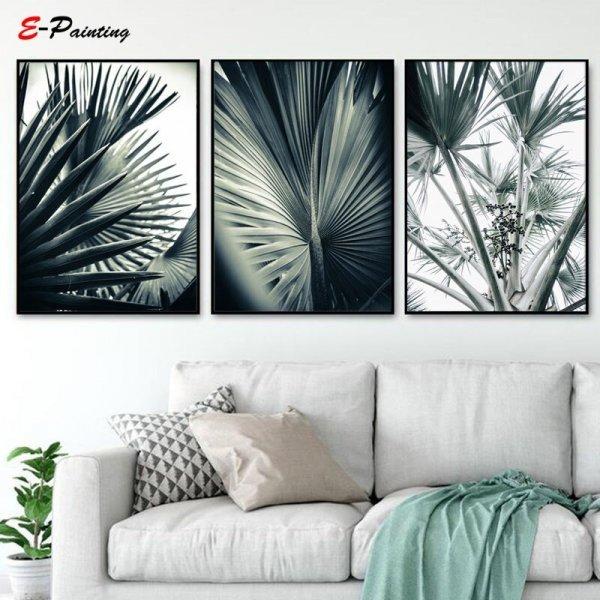 Постер на стену (7 размеров, 4 вида)