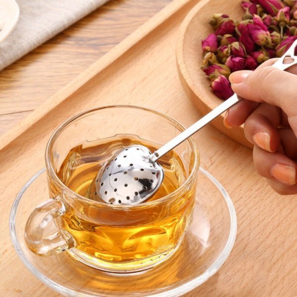Ложка-заварник для чая  LNRRABC