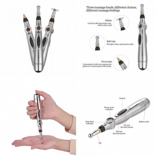 Электронная ручка для иглоукалывания