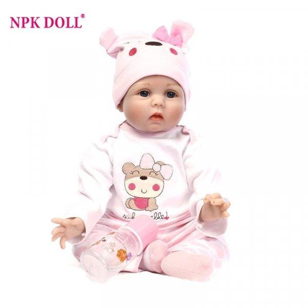 Мягкая куколка Малышка (55 см)